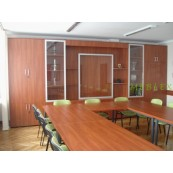 Офисная мебель на заказ, производство офисной мебели
